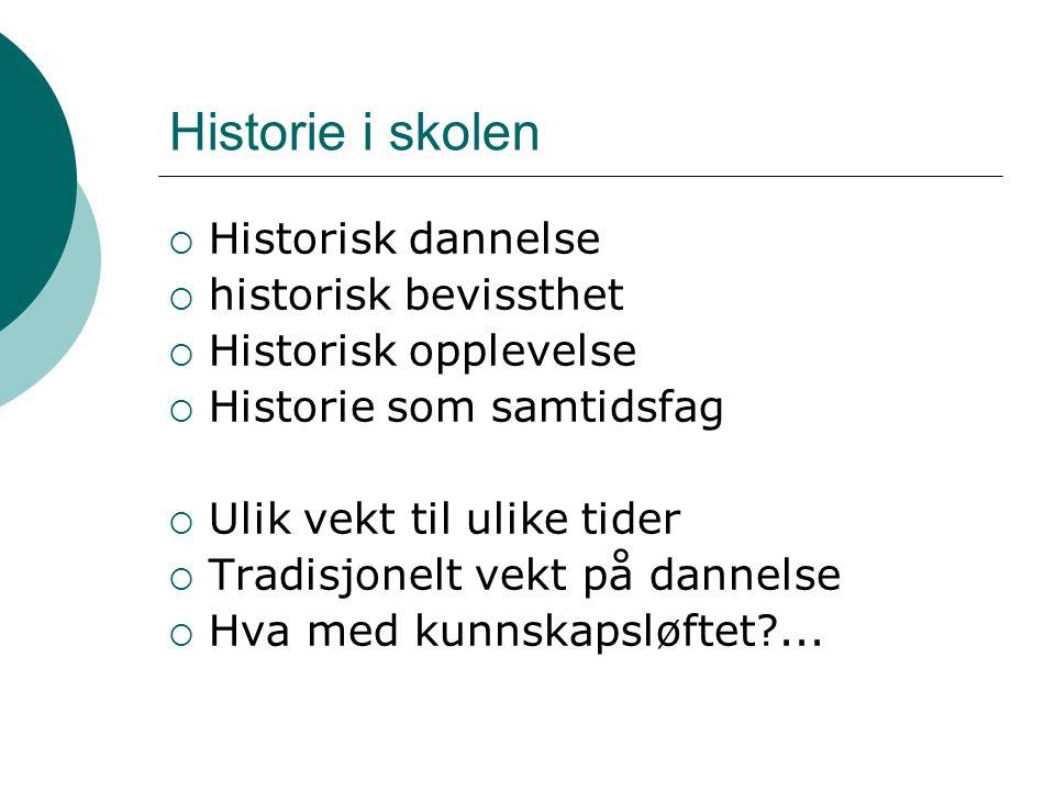 Hva er historisk metode?