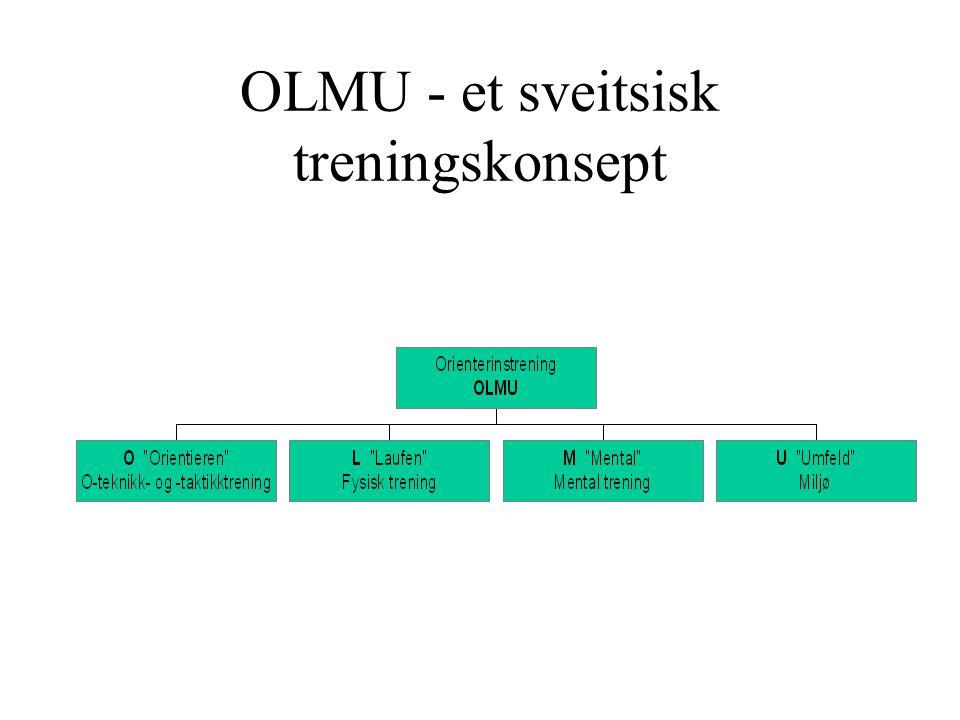 OLMU - et sveitsisk treningskonsept