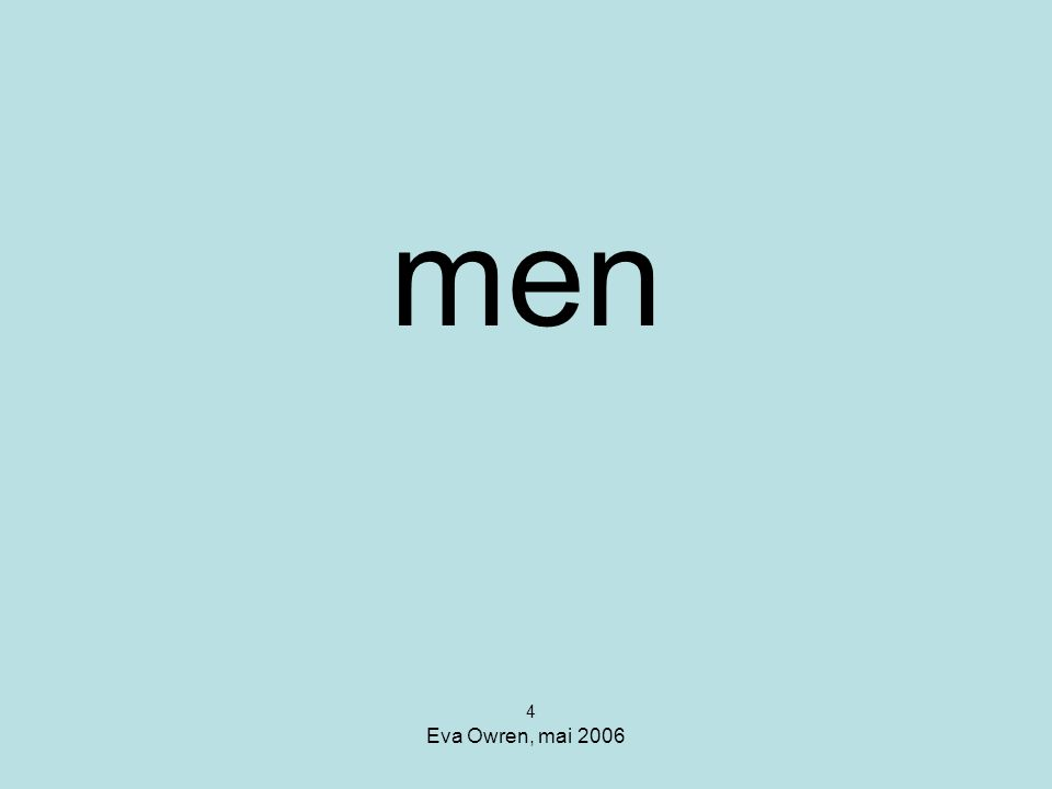 men 4