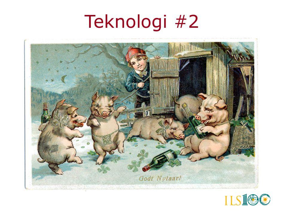 Teknologi #2