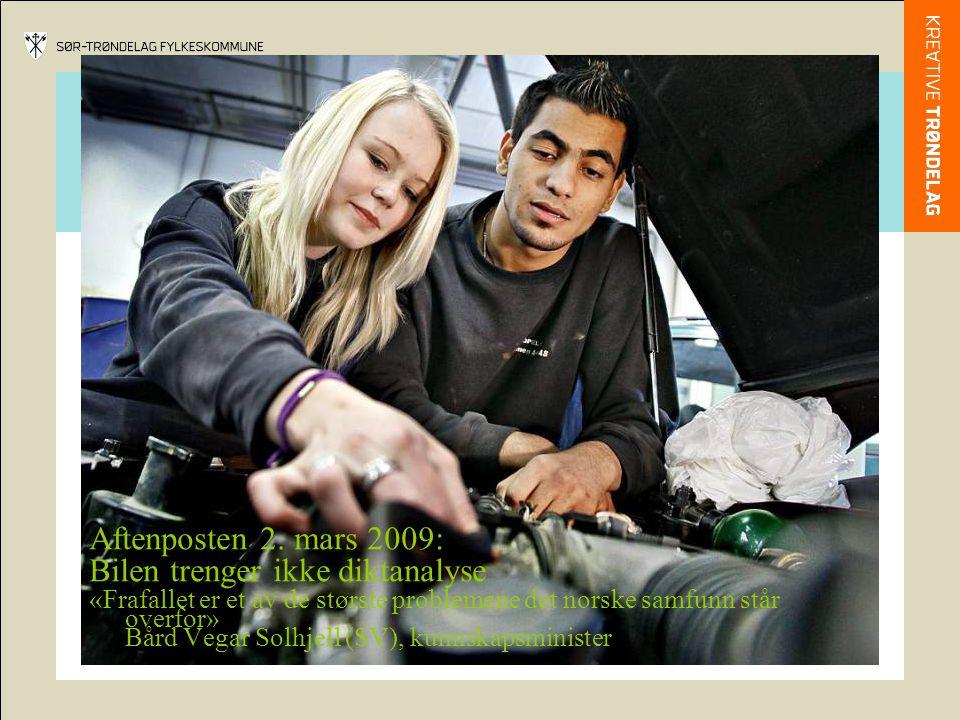 Aftenposten 2. mars 2009 Aftenposten 2.