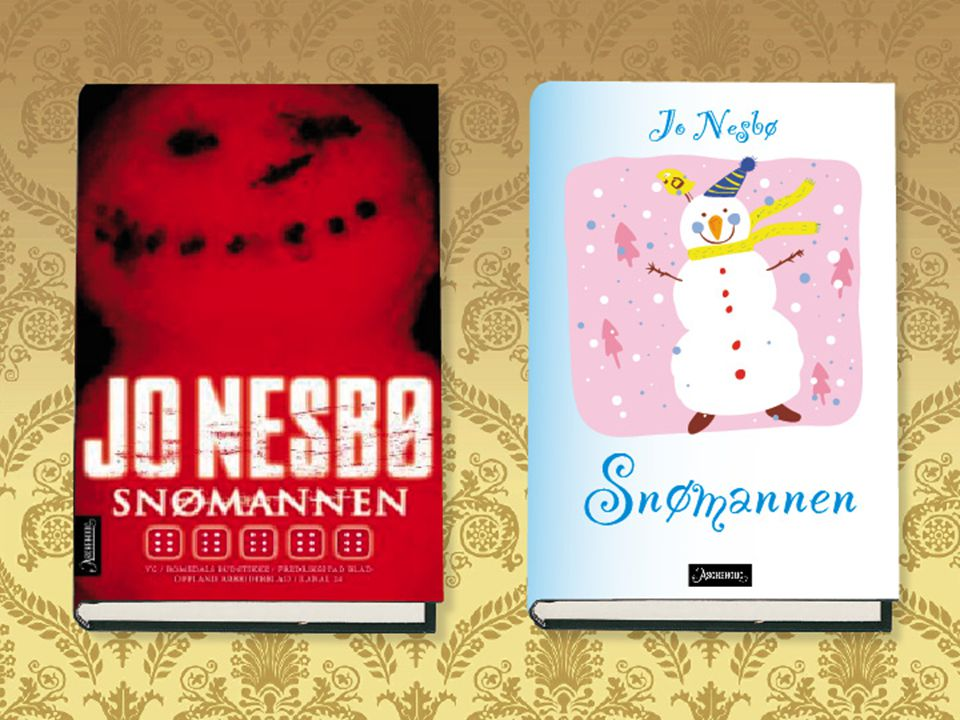 ▪Jo Nesbø – 2 alternativer fra Keno  13