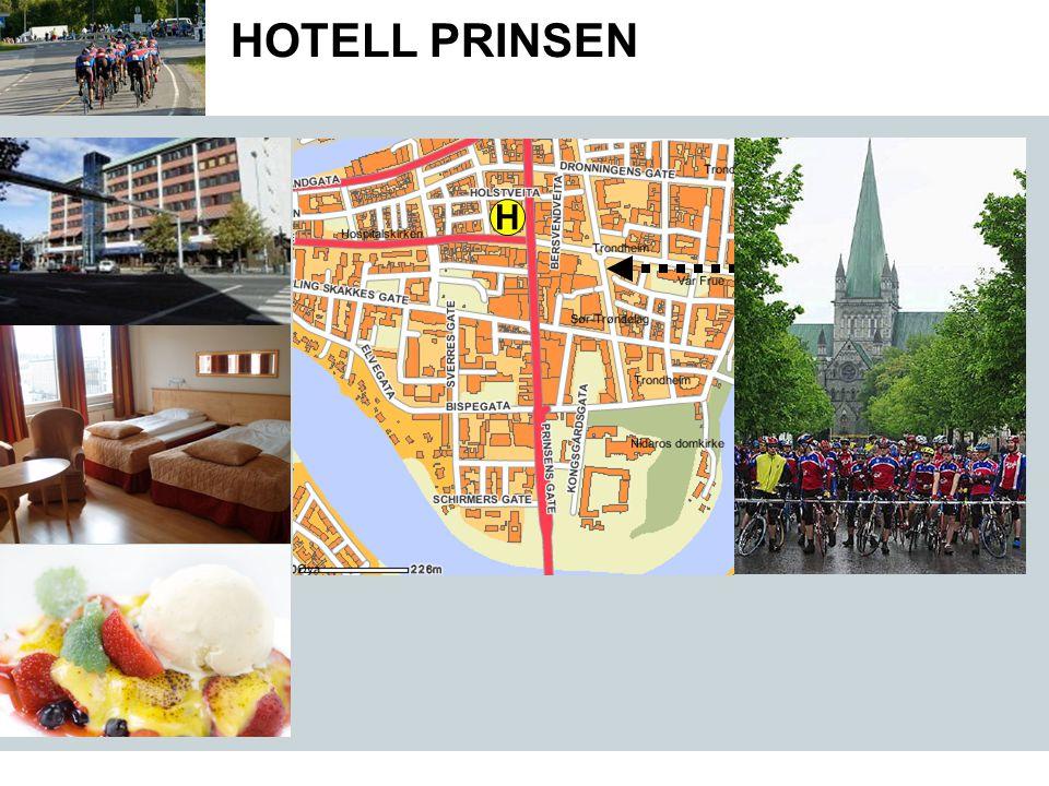 HOTELL PRINSEN H START
