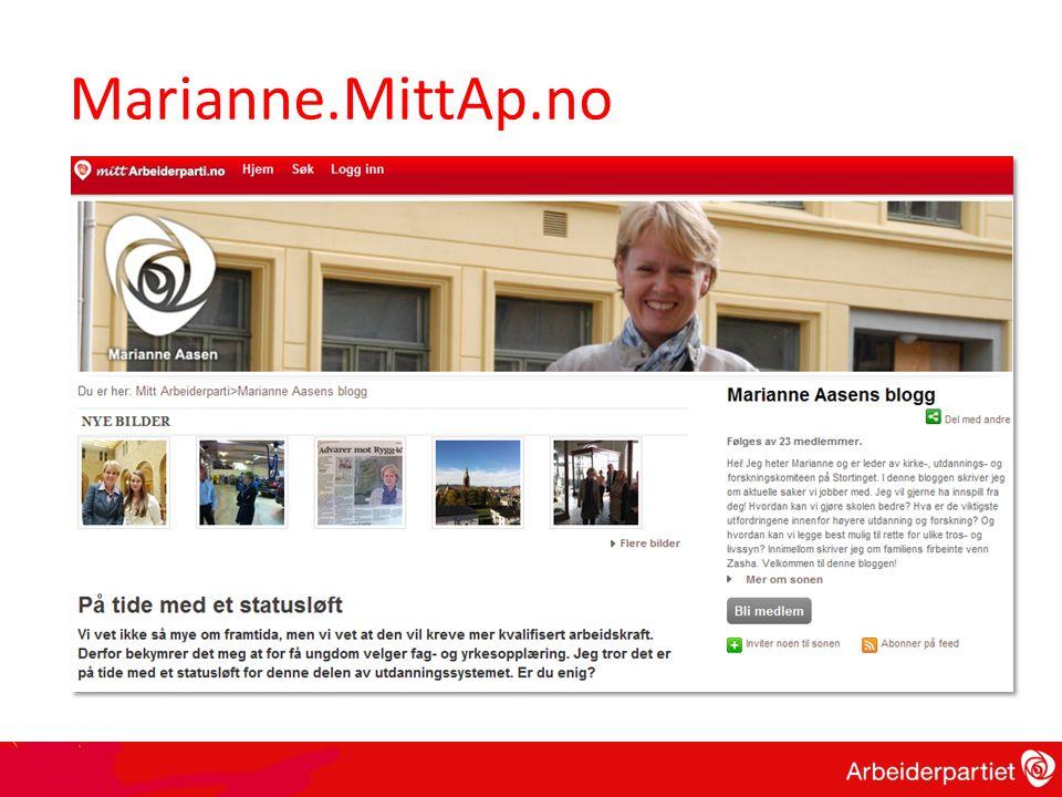 Marianne.MittAp.no