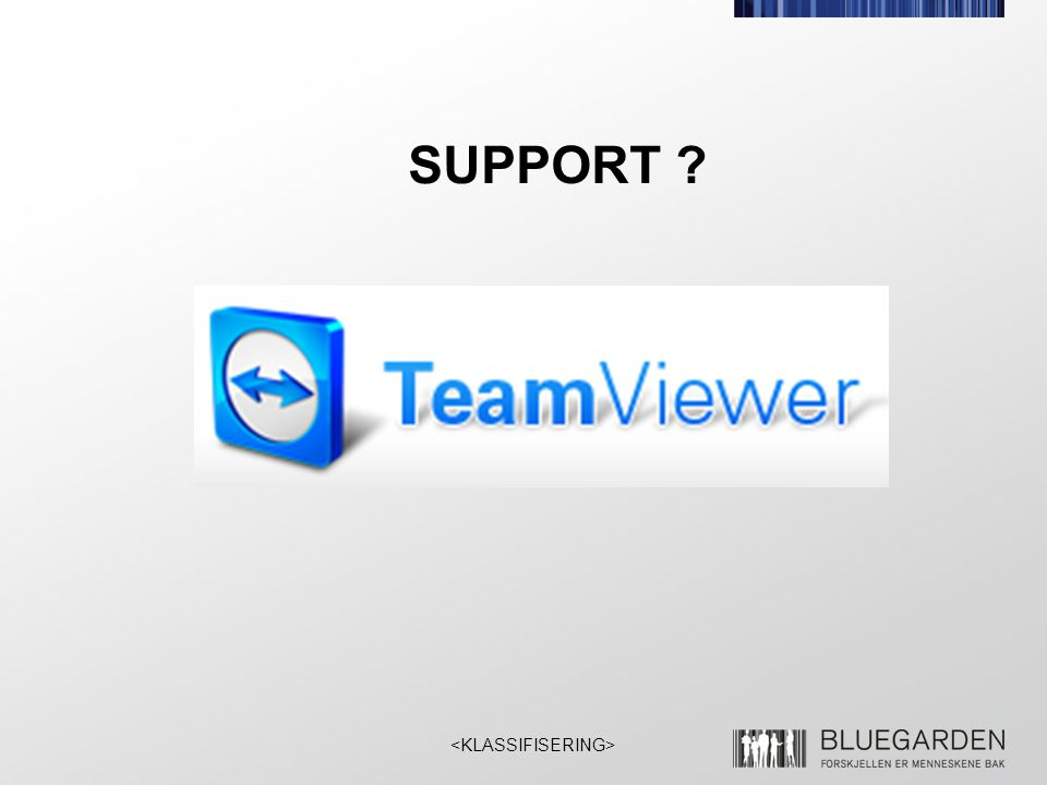 SUPPORT ?