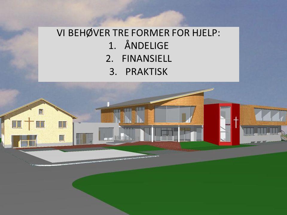 1.ÅNDELIGE BEHOV: BE FOR OSS!!!!!!!!!! BE FOR VEKKELSE I CENTRAL EUROPA