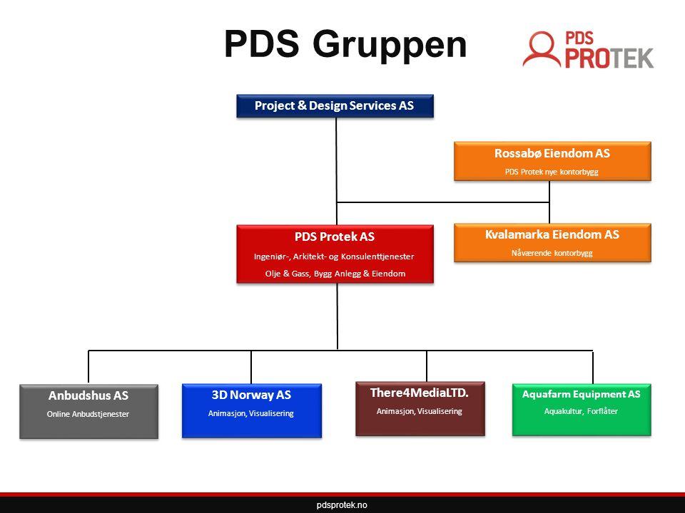 pdsprotek.no PDS Gruppen Project & Design Services AS PDS Protek AS Ingeniør-, Arkitekt- og Konsulenttjenester Olje & Gass, Bygg Anlegg & Eiendom PDS