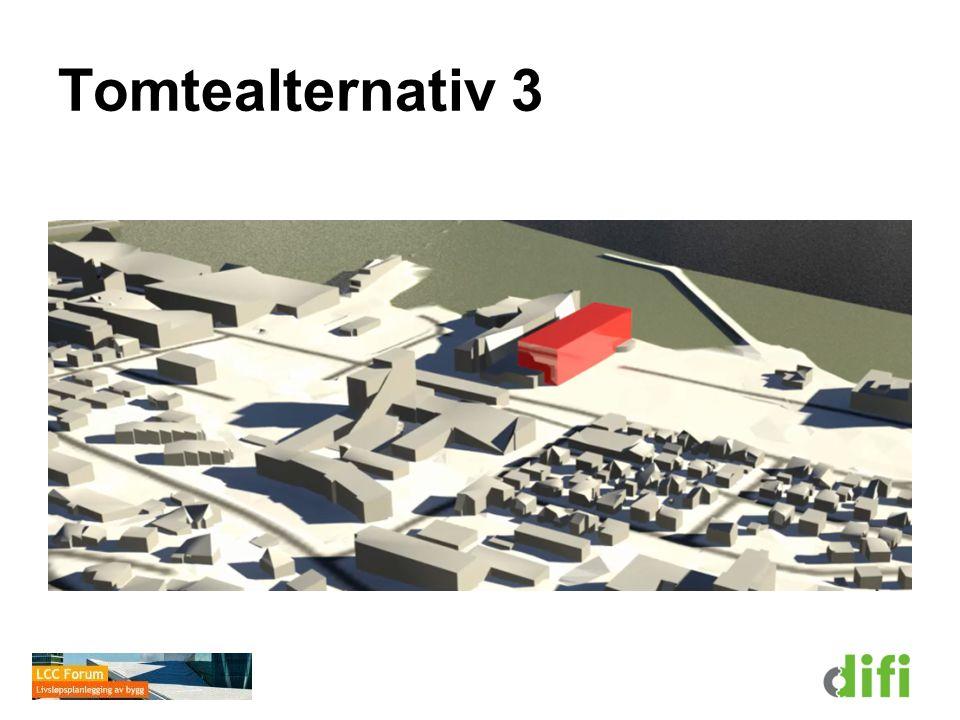 Tomtealternativ 3