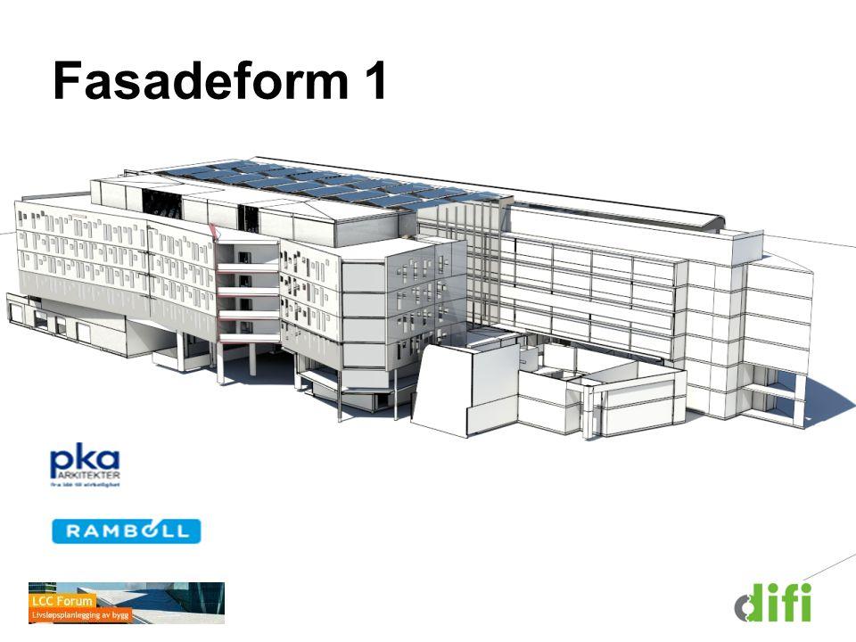 Fasadeform 1