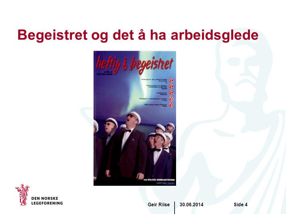 30.06.2014Geir RiiseSide 5