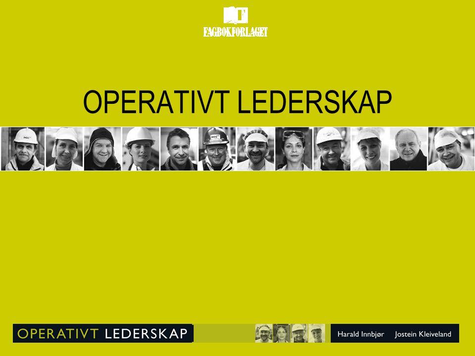 Tabell 1. Oversikt over ledelse, ledelseskompetanser og kapitler i boken (1)