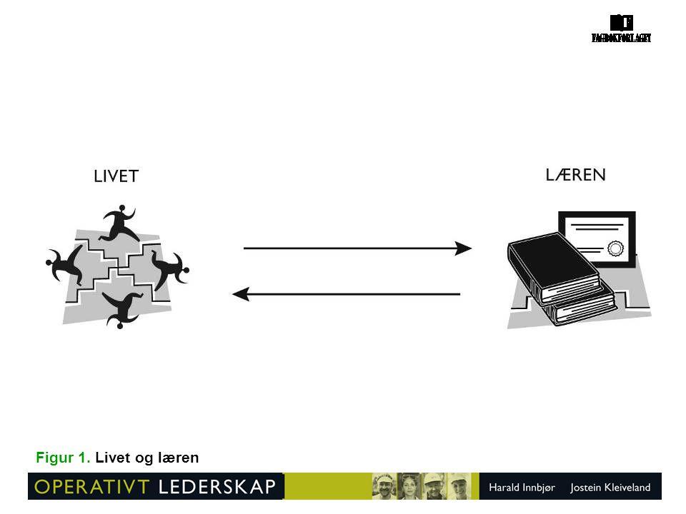 Figur 1. Livet og læren