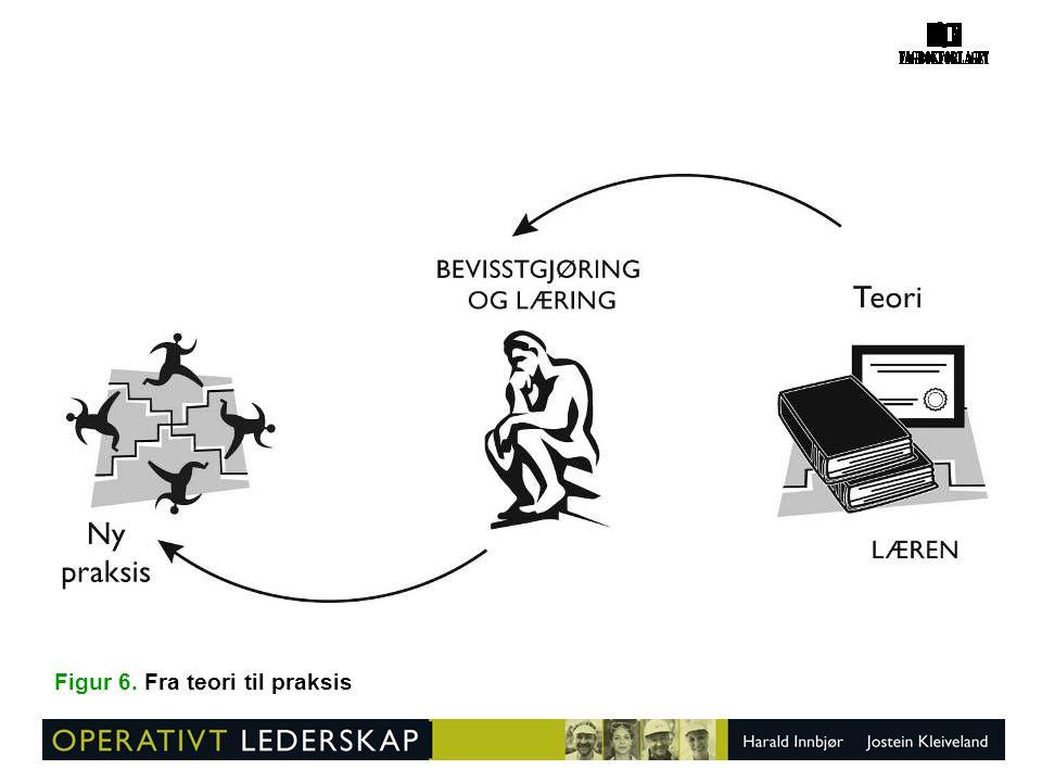 Figur 7. Liv-og-lære-modellen