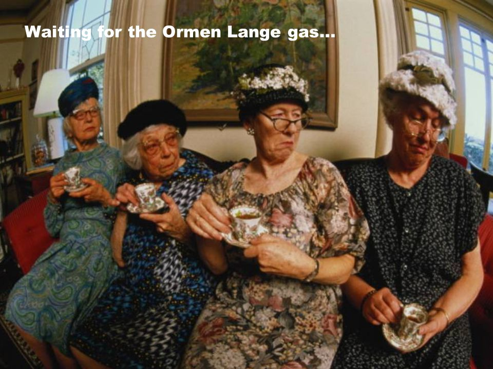 Date: 2004-01-23 • Page: 24 • Hydro Oil & Energy Ormen Lange Waiting for the Ormen Lange gas…