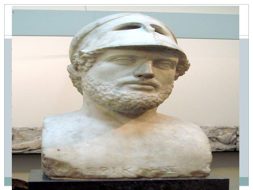 Athen  Det ble opprettet et råd på 500 borgere som ble skiftet ut en gang i året  En rekke nye embeter og verv ble trukket ut ved loddtrekning, og f