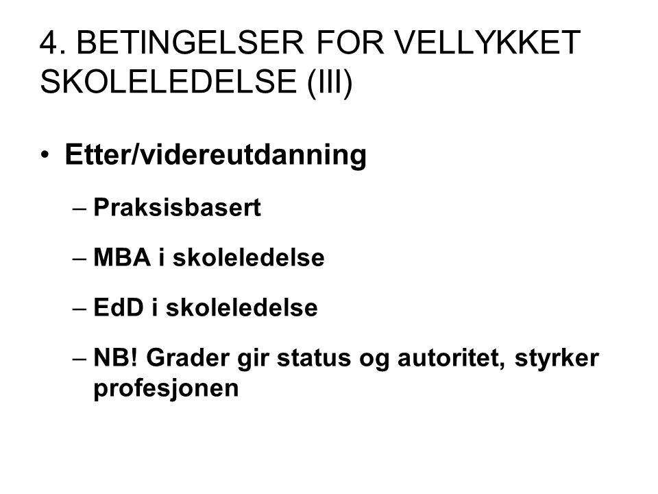 5.HVORDAN MYNDIGGJØRE (I).