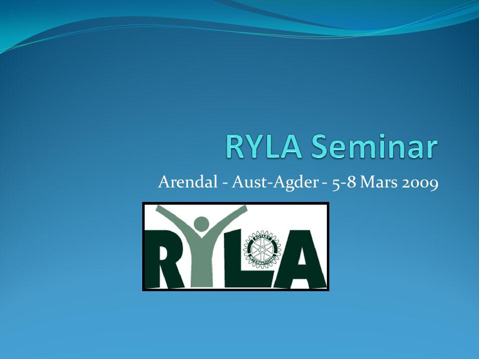 Arendal - Aust-Agder - 5-8 Mars 2009