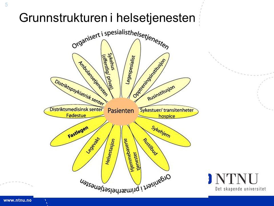 16 Kritiske suksessfaktorer (forts.) •Integrasjon –Dataintegrasjon –Funksjonsintegrasjon –Brukergrensesnittintegrasjon –Organisasjonsstrukturer.
