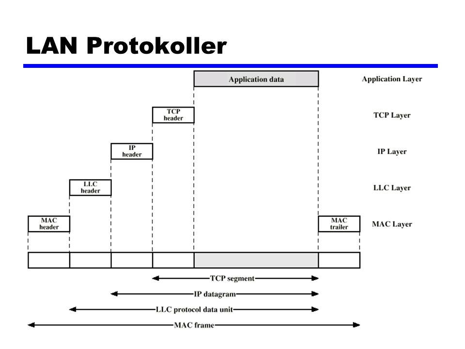 LAN Protokoller
