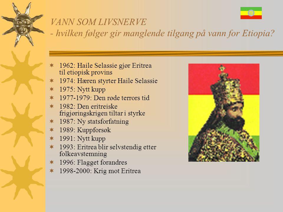  Tidslinje:  Sivilisasjonens vugge  Ca 1000 år f.kr: Dronningen av Saba  1441: Europeisk samarbeid  1478: Den første u-hjelp?  1896: Slaget ved