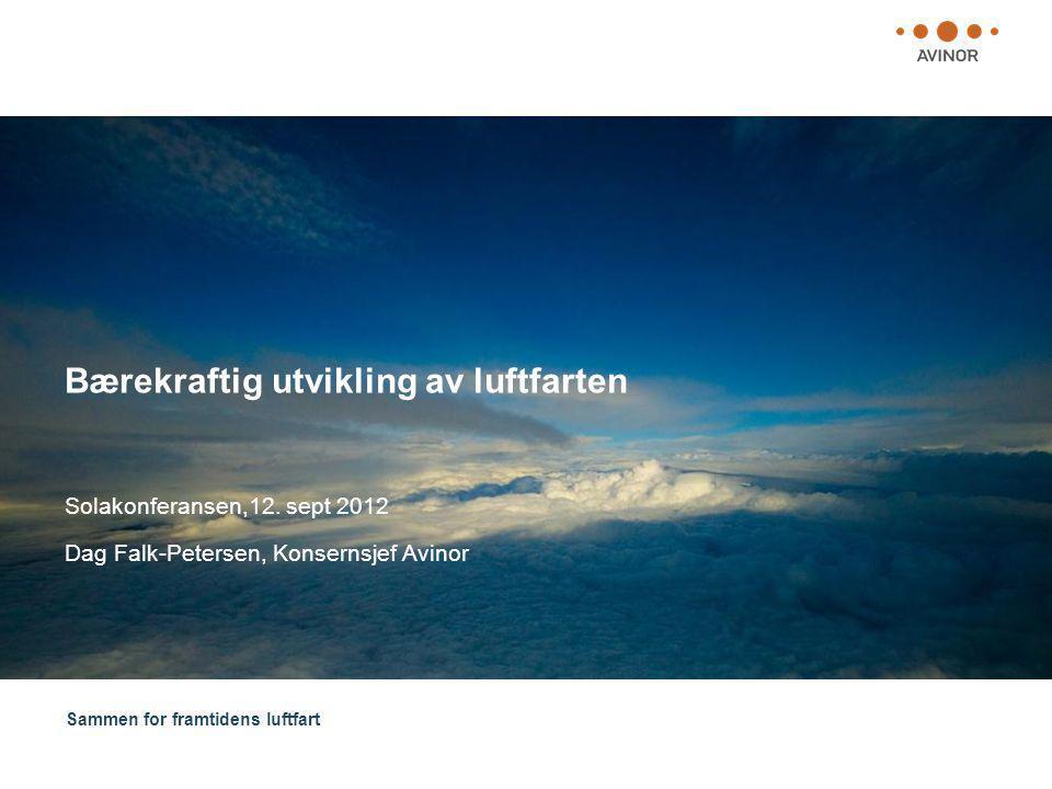 Fordeling av klimagassutslipp fra mobile kilder i Norge 2009 Kilde: «Bærekraftig og samfunnsnyttig luftfart.