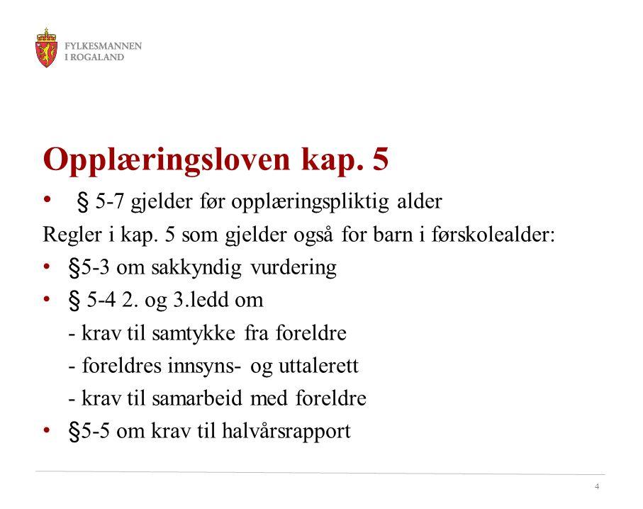 25 Klagesaker til fylkesmannen - utfordringer som går igjen PPTs definering av barnets behov i.f.t.