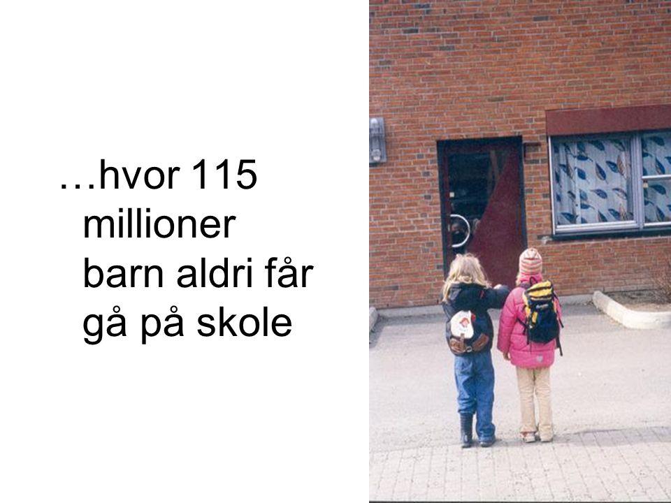 Det er typisk norsk å være god