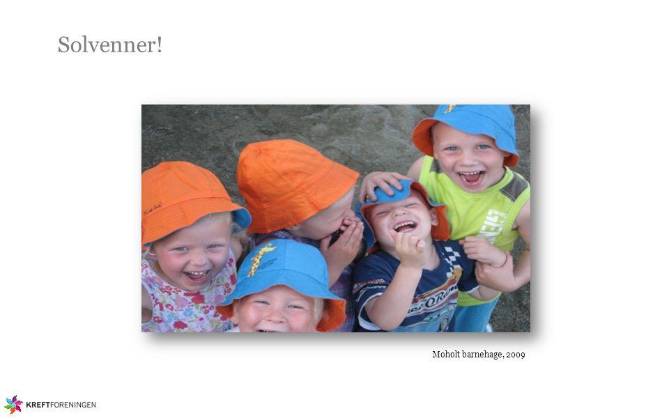 Solvenner! Moholt barnehage, 2009