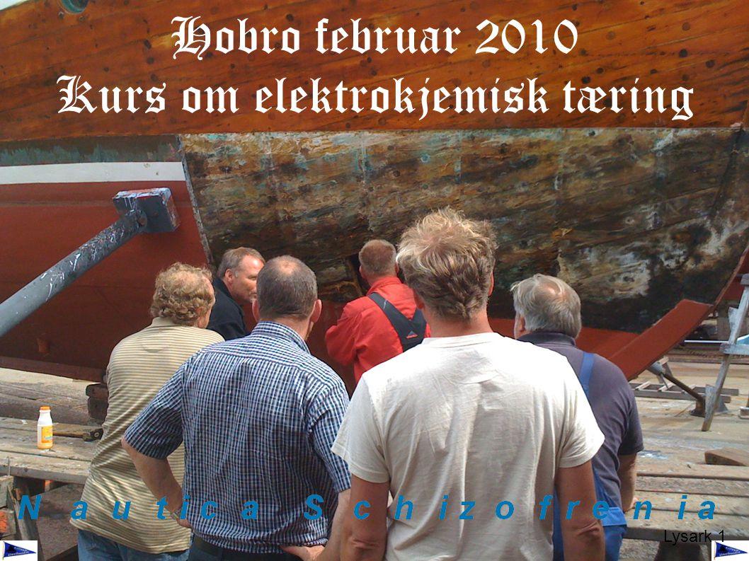 Hobro februar 2010 Kurs om elektrokjemisk tæring Lysark 1