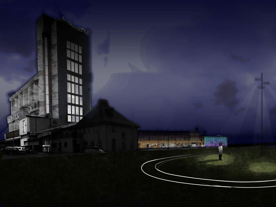 Lysplan, Vippetangen Lys i møtet mellom by og fjord Visuelle kvaliteter ved belysning av uterom langs vann