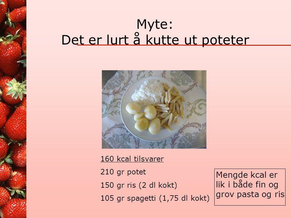 Myte: Helkornbrød er grovt