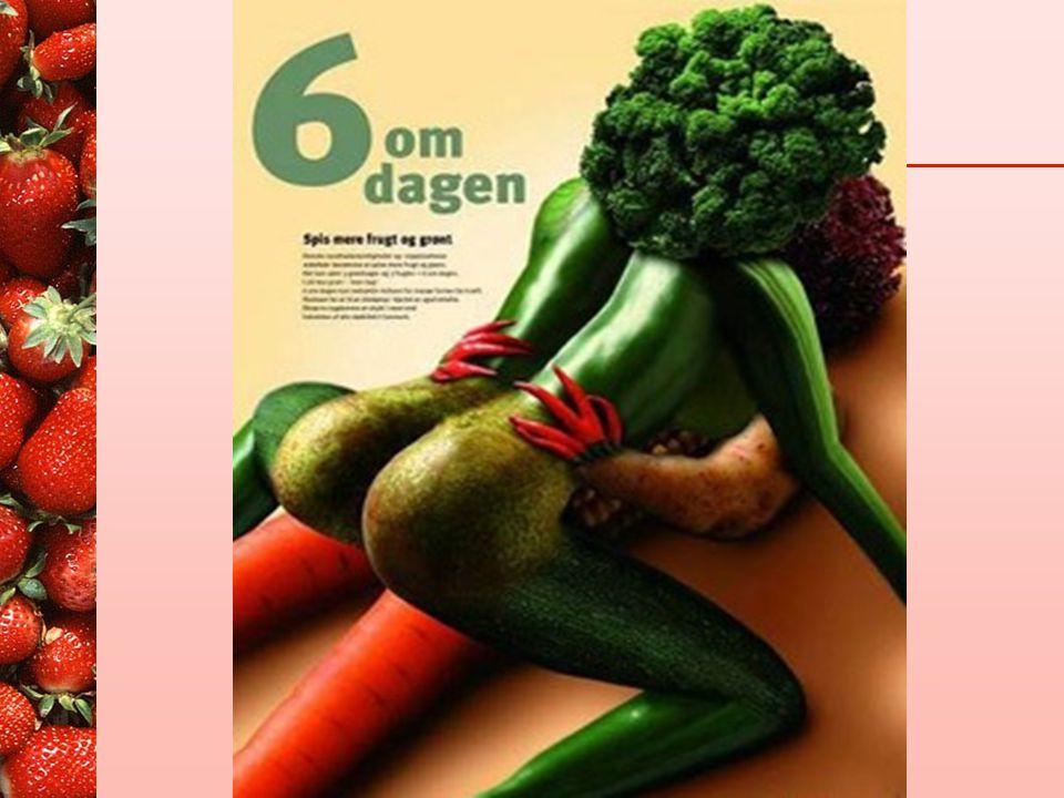 Spis minst fem porsjoner grønnsaker, frukt og bær hver dag • Poteter er ikke inkludert i fem om dagen , men er en viktig basismatvare.