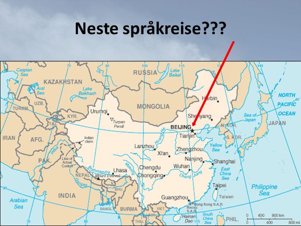 Neste språkreise???