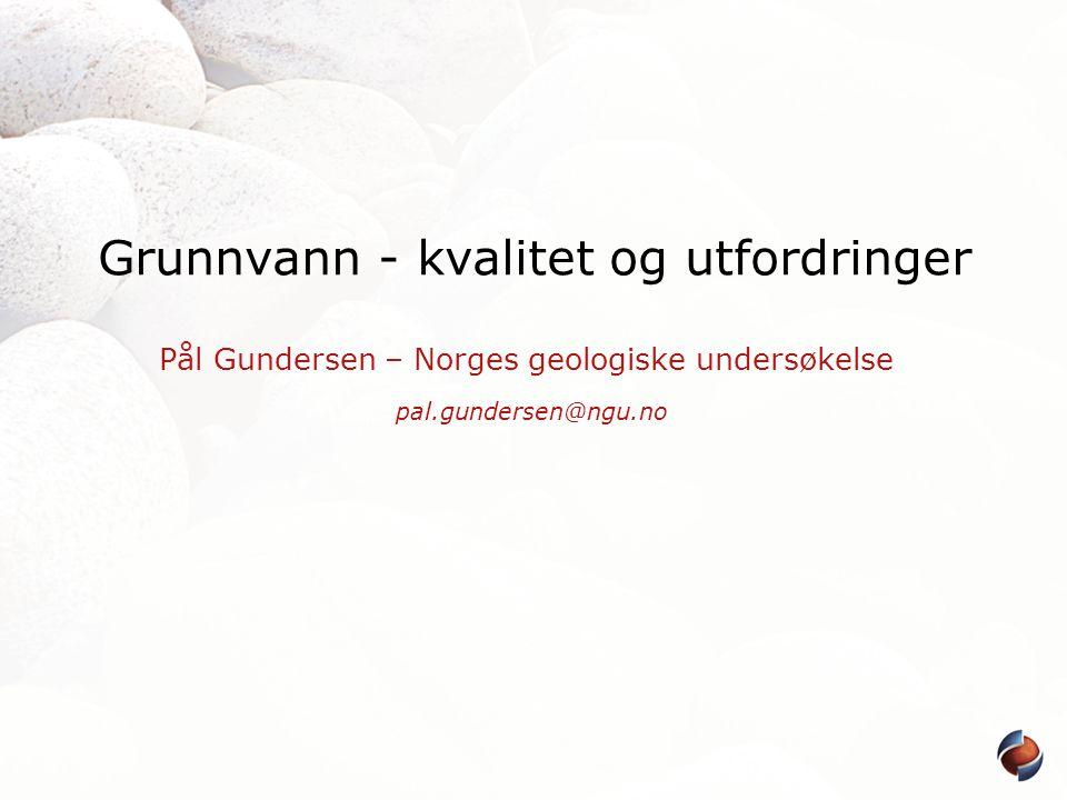 Fluor: reell helsefare i Norge.