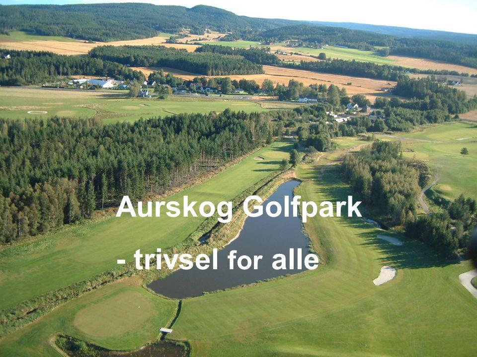 Aurskog Golfpark - trivsel for alle