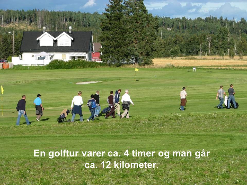Miljø og trivsel nevnes ofte som argumenter av de som begynner med golf.