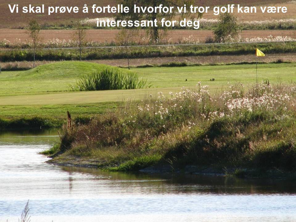 Golfklubber mottar et minimum av kommunal støtte og har ingen avdragsmuligheter for helsefrembringende aktivitet.