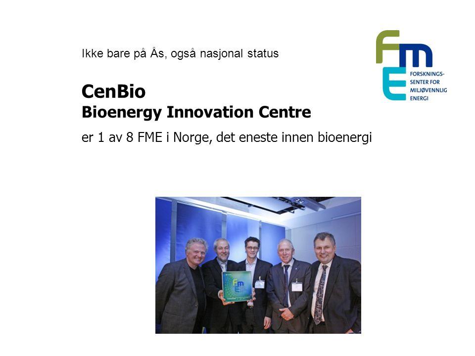 Bioenergy Innovation Centre