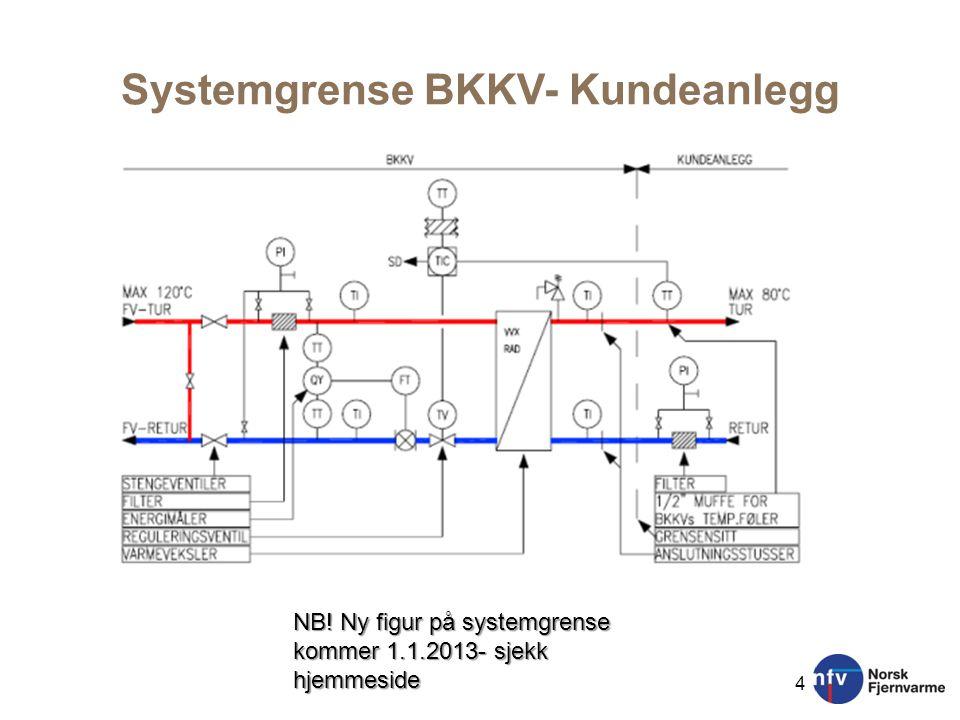 Systemgrense BKKV- Kundeanlegg 4 NB! Ny figur på systemgrense kommer 1.1.2013- sjekk hjemmeside