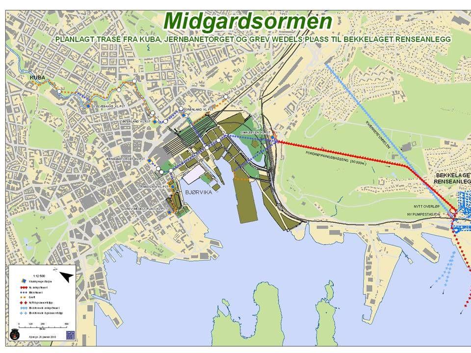 Oslo kommune Vann- og avløpsetaten