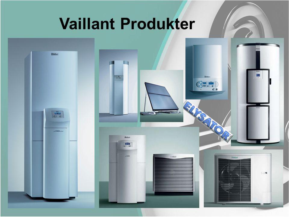 Vaillant Produkter