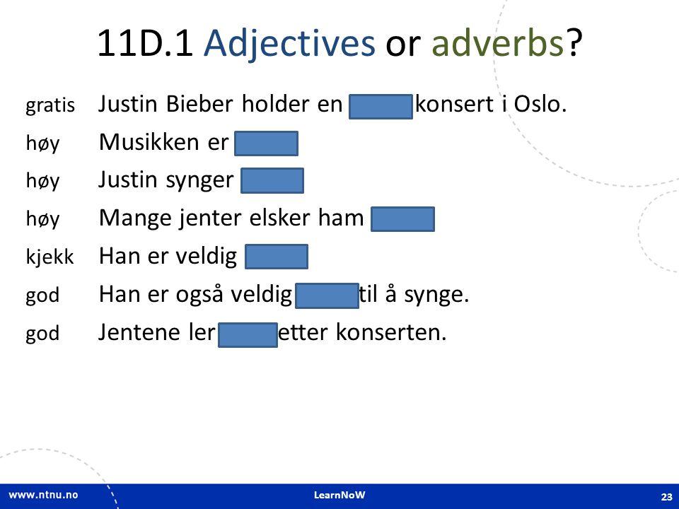 LearnNoW gratis Justin Bieber holder en gratis konsert i Oslo.