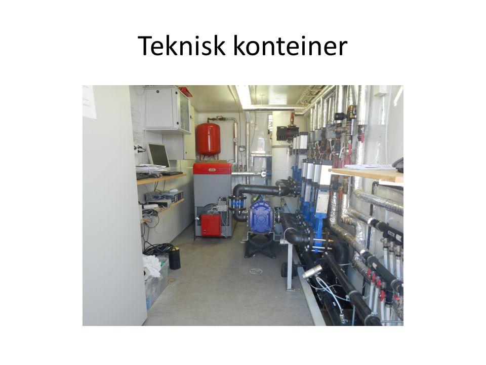 Teknisk konteiner