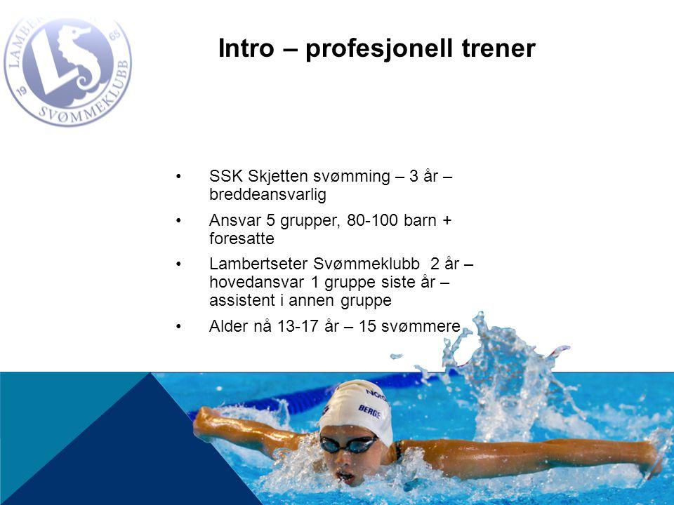 KONKURRANSEAVDELINGEN B2B1 A1 NM Elite C1C2 C3 Svømmekurs Masters B3 A2 Sammen mot toppen www.lsvk.no