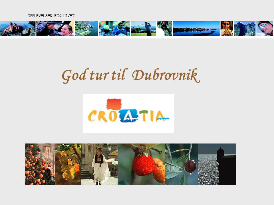 OPPLEVELSER FOR LIVET… God tur til Dubrovnik
