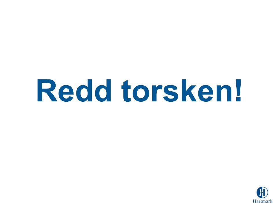 Ny selskapsregistrering i Brønnøysundregisteret The Tusen Takk Torsk Company A/S
