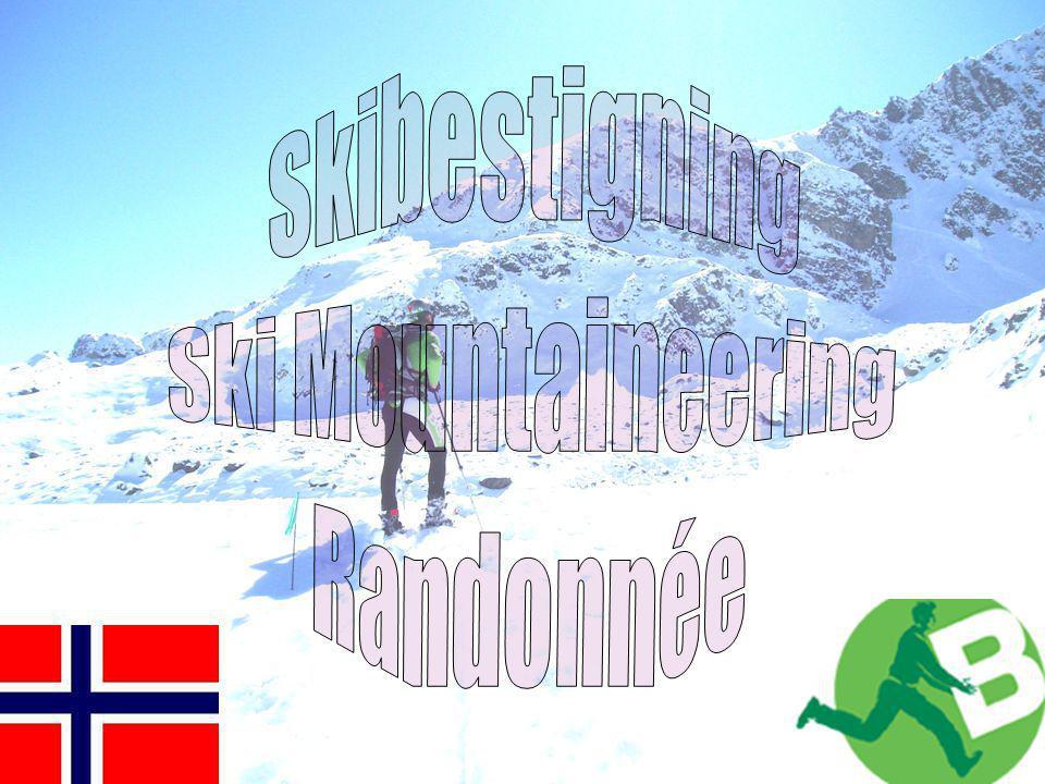 HISTORIE •Ingen skiheiser •Militære grensepatruljer i alpene • Patrouille du Glaciers Ingen skiheiser Militære grensepatruljer i alpene 1893 første konkurranse i Tyskland HISTORIE