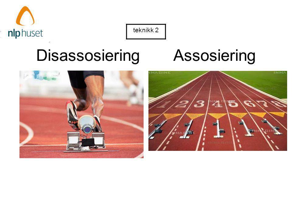 Disassosiering Assosiering teknikk 2
