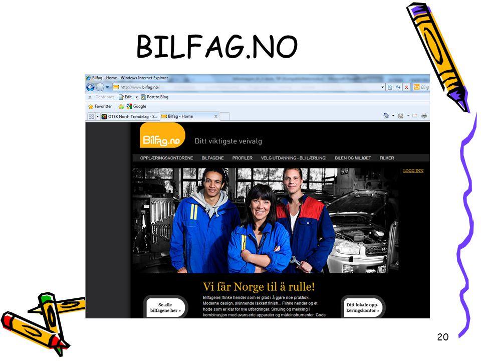 BILFAG.NO 20