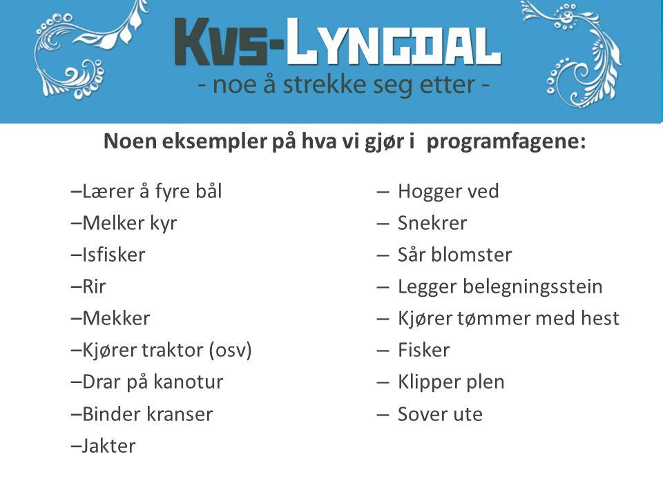 Vg1idrettsfag, Fellesfag (23 timer/uke) 4 Norsk 5 Engelsk 5 Matematikk 5 Naturfag 4 2.